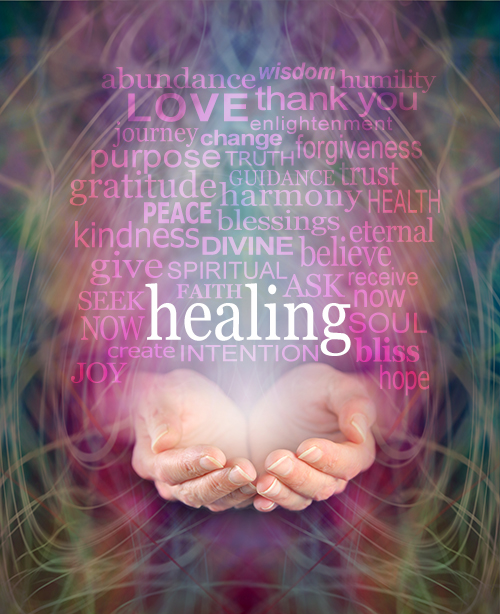 Healing, Kindness, Harmony
